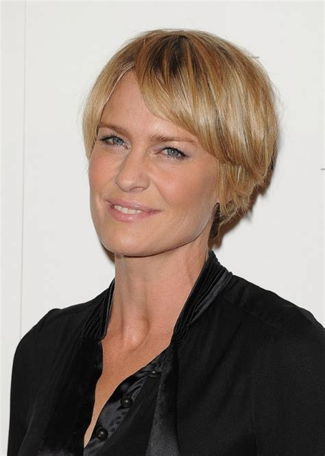 robin wright haircut robin wright penn short hair long hairstyles