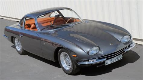 Lamborghini 350gt For Sale by 1965 Lamborghini 350gt Matching Nos Rust Accident Free