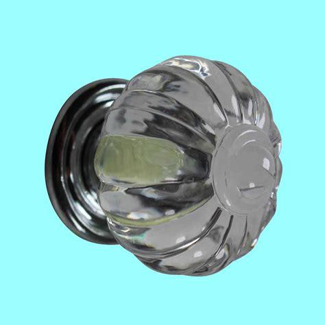 Clear Acrylic Knobs by Cabinet Knob Clear Acrylic 1 1 4 Dia Chrome Backplate