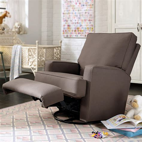 best chair recliner glider best reclining glider for nursery thenurseries
