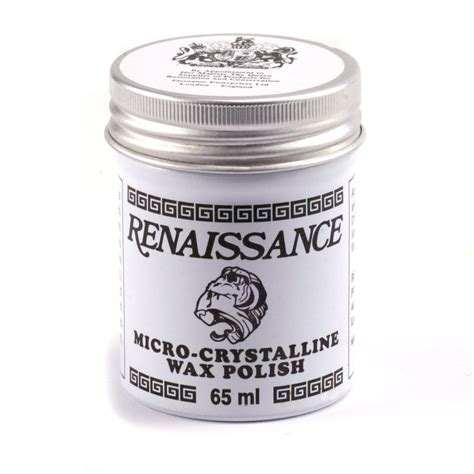 renaissance wax uses waxing carbon steel for corrosion resistance