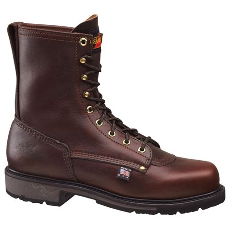 thorogood boots thorogood 174 american heritage 8 quot boots 158581 work boots