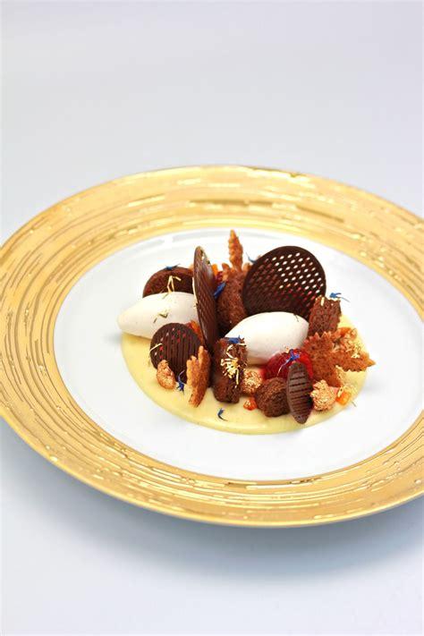 plated dessert  frank haasnoot dessert