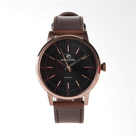 Jam Tangan Rantai Pria Cowok Ripcurl Rip Curl Crono Model Rolex Ac Qq jual rip curl bronze leather midnight jam tangan