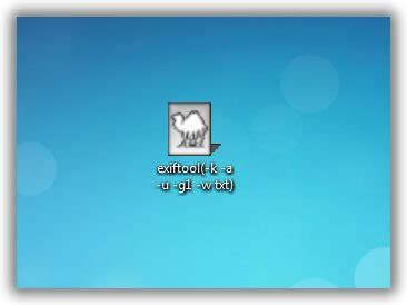 exiftool remove tag controle os metadata dos ficheiros digitais o exiftool