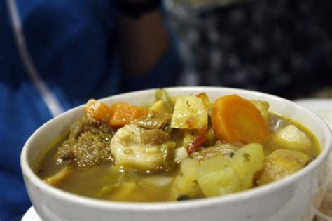 serre soup you must try cow foot soup in belize travel mindset