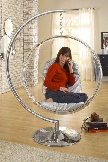 Acrylic Hanging Chair - california modern classics hanging acrylic chair and