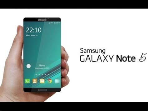 samsung galaxy note 5 release date price specs features 2015