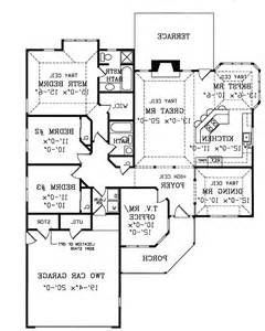 contemporary ranch floor plans contemporary ranch house plans with photos