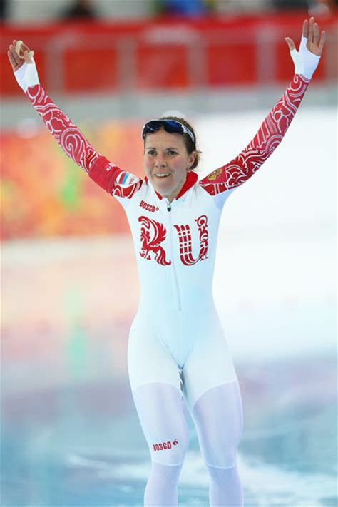 olga graf pictures winter olympics speed skating zimbio