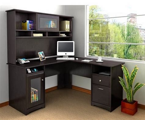 office l shaped desk furniture 10 id 233 es de bureau d angle pratique et ergonomique