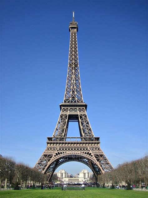 who designed the eiffel tower the eiffel tower story neatorama