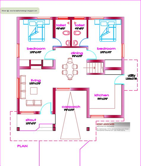 lovely 600 square foot house plans #1: 2-bedroom-2-bath-house-plans-under-1000-sq-ft-2-bedroom-2-bath-house-plans-under-1000-sq-ft-27-floor-plan-within-ultra-double-below-area-square-s-house-idea-in-the-interest-of-284.gif