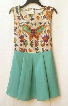 Dress Batik Ikat Sabrina batik modern on batik dress kebaya and
