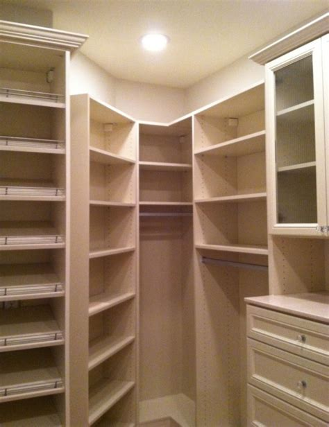 Walk In Linen Closet Design walk in linen closet design 16 varieties to organize the