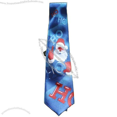 musical light up christmas tie santa claus cheap price