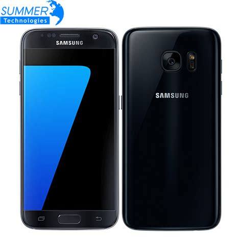 Samsung Galaxy Ram 4gb Original Samsung Galaxy S7 G930f Mobile Phone 4gb Ram 32gb Rom Waterproof 4g Lte 5 1