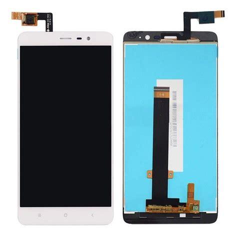 Lcd Xiaomi Redmi Mi4c Complete Touchscreen lcd with touch screen for xiaomi redmi note 3 16gb white