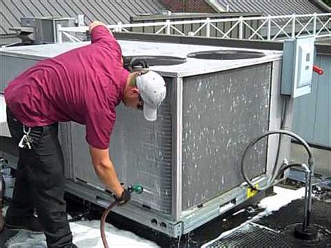 Ac Cleaner 187 archive hvac coil cleaning for commercial systems