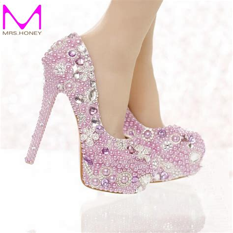 buy wholesale lavender prom shoes from china