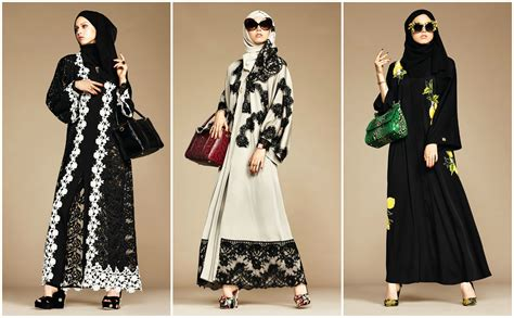 hijabs high dolce gabbana launched a line of beautiful high end