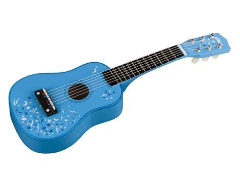 blue song guitar childrens acoustic guitar guitar musical