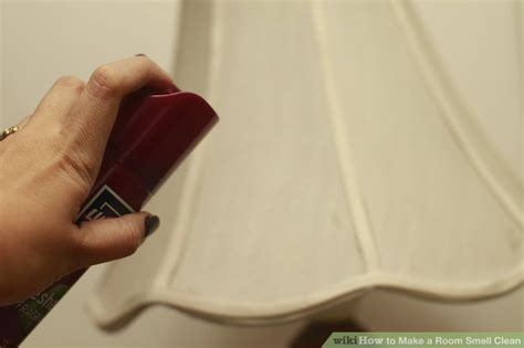 how to make a room smell fresh how to make a room smell clean 11 steps with pictures wikihow