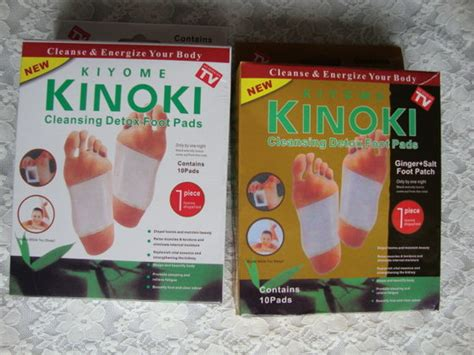 Kinoki Patches Detox by Kinoki Detox Slimming Foot Patch Id 8087118 Buy