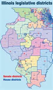 district maps illinois district map for state representatives