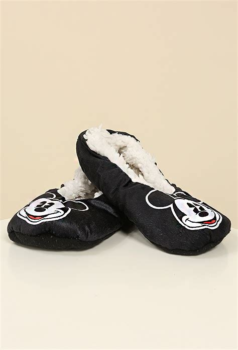 mickey mouse house slippers mickey mouse house slippers shop shoes at papaya clothing