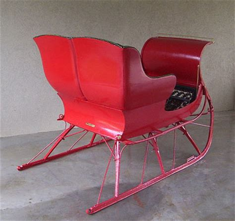 28 best large santa sleigh for sale vintage christmas