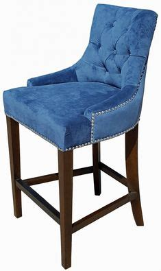 Margo Linen Fabric Tufted Wing Back Counter Stool by Margo Linen Fabric Tufted Wing Back Counter Stool 215