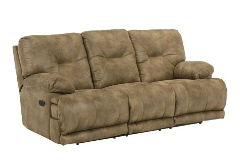 Lay Sofa by Voyager Lay Flat Reclining Power Sofa