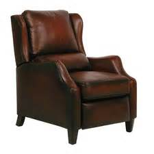 Small Wingback Recliner Small Apartment Size Recliners Wing Chair Recliners