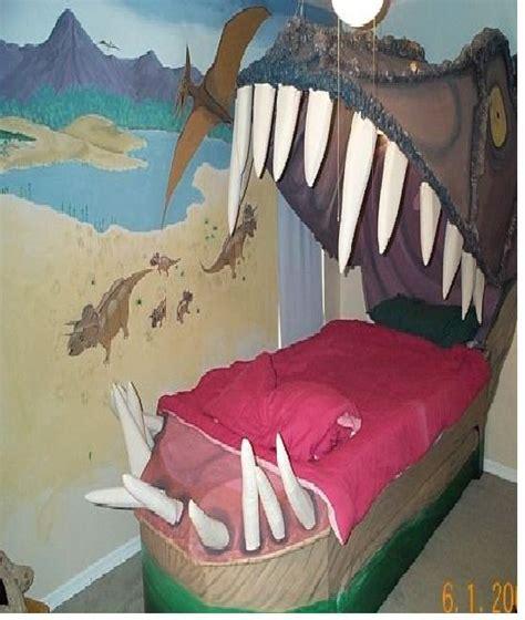 dinosaur bed dinosaur bed craziest beds