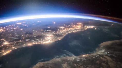imagenes satelitales de la tierra un impresionante v 237 deo muestra el amanecer en la tierra