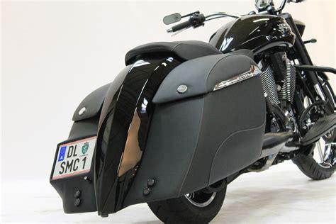 Motorrad Umbau Typisieren österreich by Umgebautes Motorrad Victory Cross Roads Von Smc Styrian