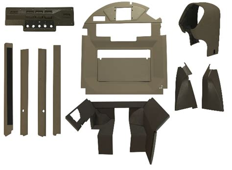 tractor cab upholstery kits john deere 4455 cab kit testimonials tractor interior