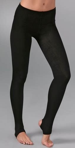 40199 Black Lined Tight Size S black fleece lined on the hunt