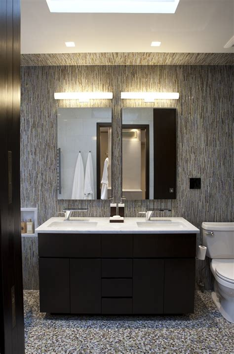 bathroom glass tile accent ideas 27 nice pictures of bathroom glass tile accent ideas