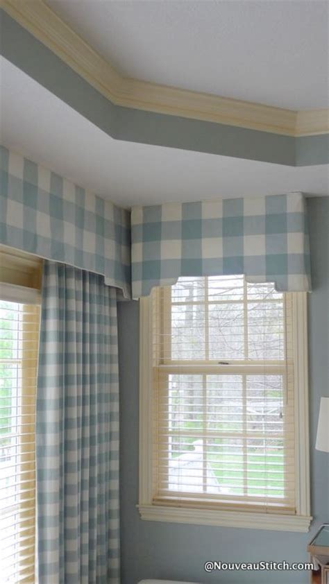 Blue Buffalo Check Curtains Yellow Bedrooms Patterns And Window On Pinterest