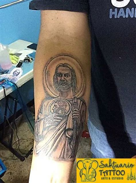 imagenes de tatuajes de san juditas san judas tadeo