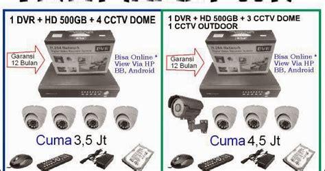 Paket Cctv Promo Di Bulan Ini 8ch 8 Kamera Turbo Hdtvi 3 Mp 1080p daftar harga pabx fax cctv
