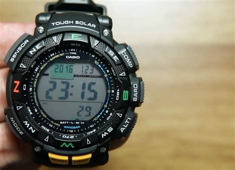 Keren Jam Tangan Suunto Sp 001 casio pro trek prg 240 1 indowatch co id