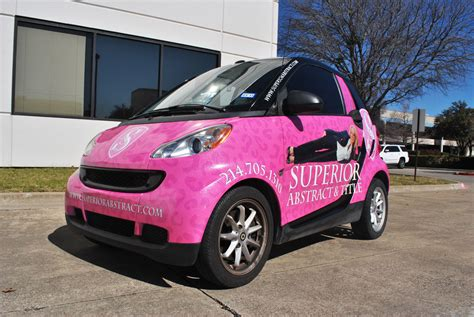 smart car pink sparkly pink smart car wrap car wrap city