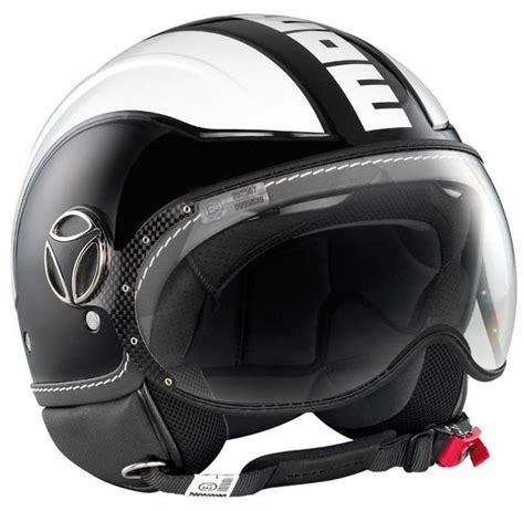 momo design avio helmet momo avio black glossy metal white logo motorcycle helmets
