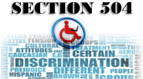 section 504 of the rehabilitation act of 1973 as amended section 504 hud