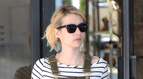 emma roberts new film emma roberts shares behind the scenes pic of her new film