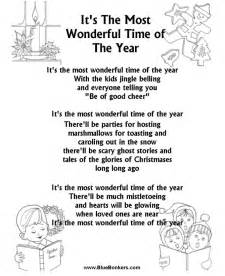 Printables christmas songs and christmas carol lyrics it s
