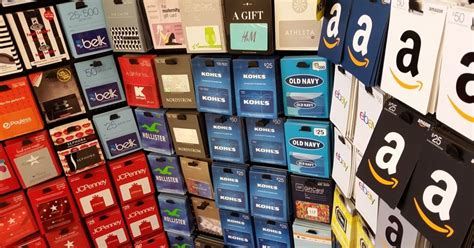 Gift Cards That Can Be Used Anywhere - scam alert how criminals can steal money off your gift cards
